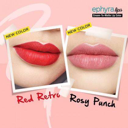 Ephyra Lips: Red Retro