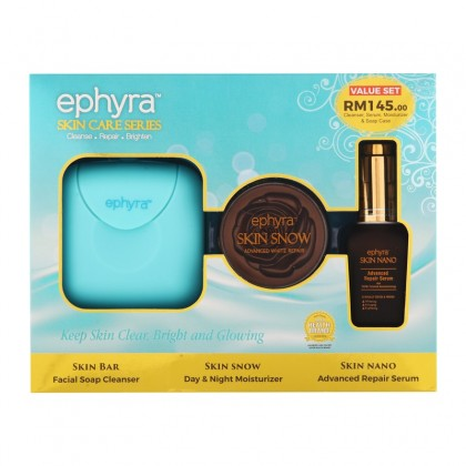 Ephyra Skincare Value Set (EVS)