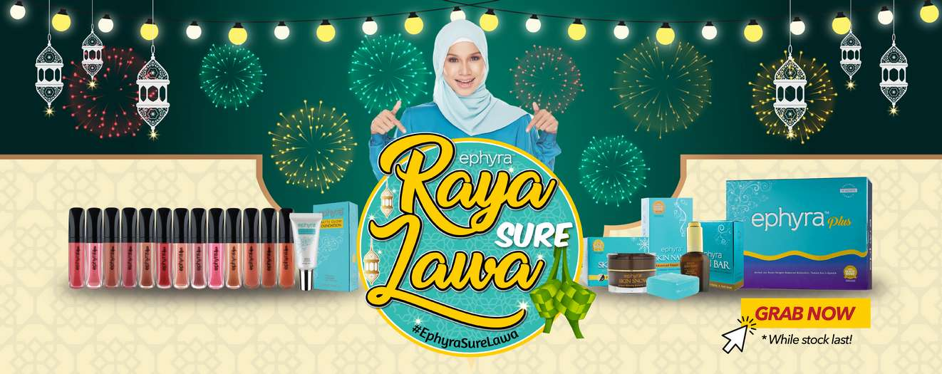 Raya Sure Lawa SALE!