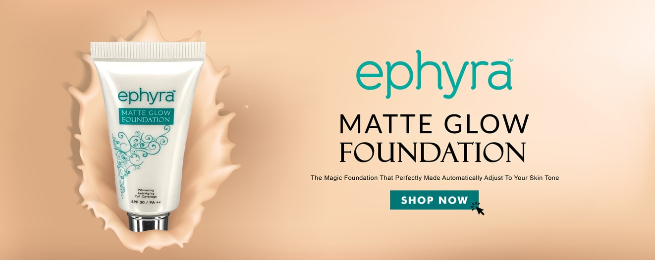 Ephyra Matte Glow Foundation