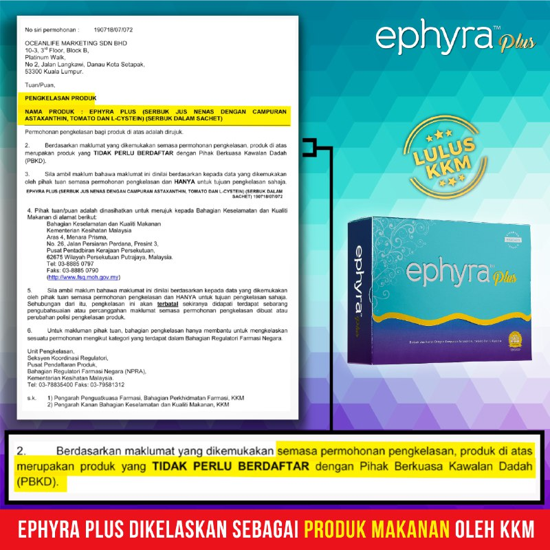 ephyra plus kkm