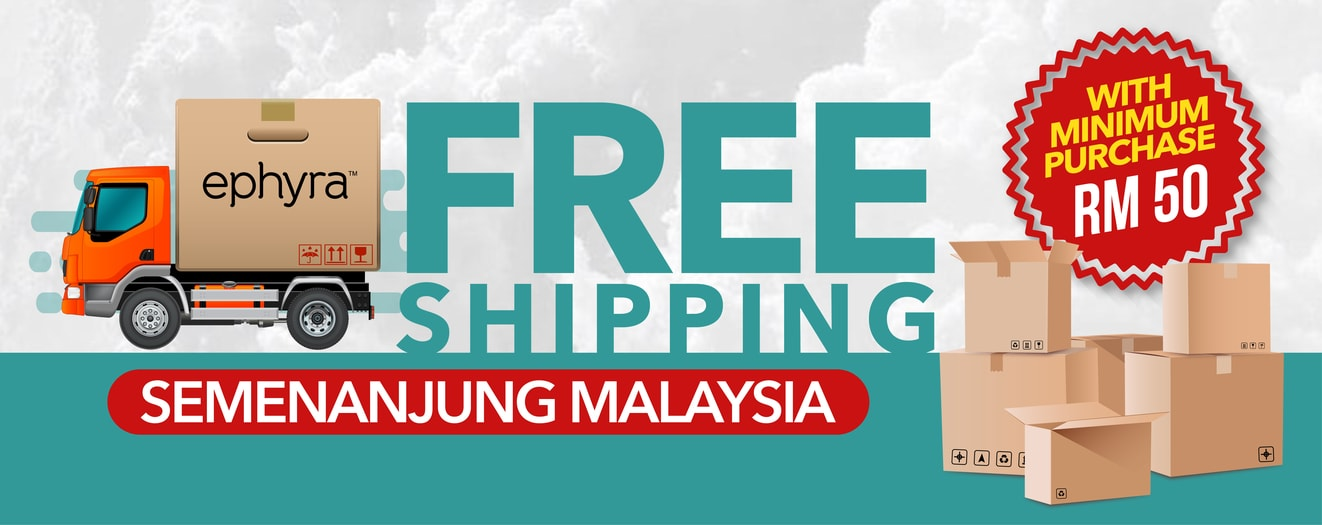 ephyra free shipping