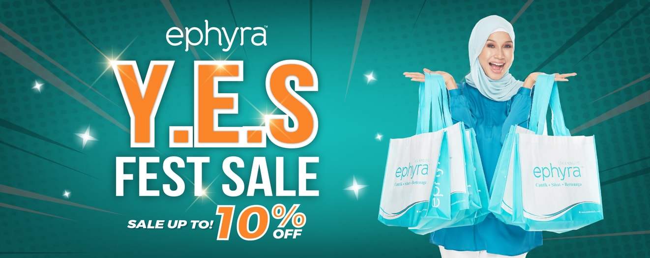 Ephyra YES Fest Sale 2019!